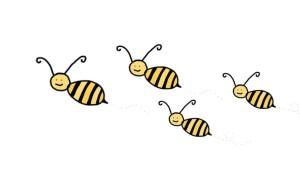 Bee Family smaller