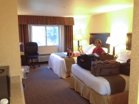 2nd hotel!