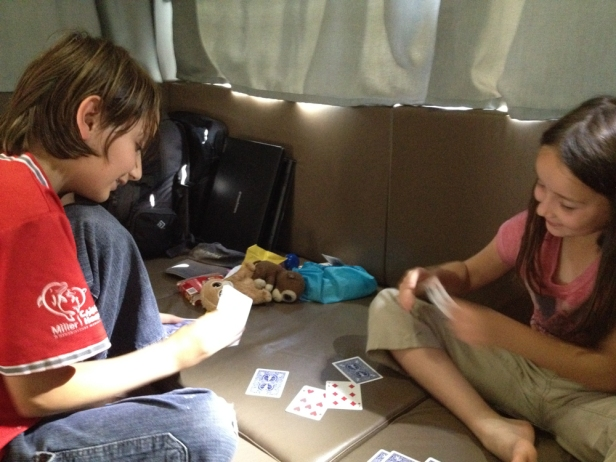 Card games galore!